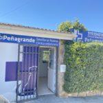 Acceso a la clínica veterinaria Peñagrande Sevilla la Nueva